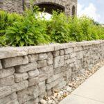 Rosetta Hardscapes belvedere wall